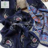 Cachou van de Sjaal van de Stijl van Nepal de Volks die met de Sjaal van de Manier van de Leeswijzer wordt afgedrukt