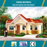 직업 디자인 빛 강철 조립식 집