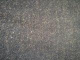 Tissu argenté de Chambary de fibre de Swt 008