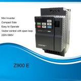 Convertidor del inversor de la frecuencia de la CA del control de vector de bucle abierto 220V 380V