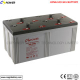 batería solar de 2V 3000ah para la batería solar 2V del sistema eléctrico