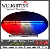 """Do """" luz direcional da seta do tráfego da montagem do pára-brisa carro 35.5"""