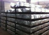 0.13-0.80mm Corrguated Aluzincの上塗を施してある鋼鉄屋根ふき、電流を通された鉄のプロフィールシート