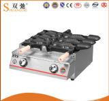 ステンレス鋼の卸売のための商業ガスの魚肉練り製品機械