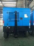 Compresor de aire rotatorio a diesel de las Cuatro-ruedas de Kaishan BKCY-10/13