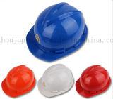 Capacete de segurança ajustável da indústria de edifício do PE do logotipo do OEM