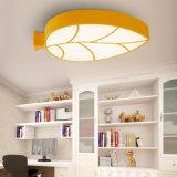 현대 창조적인 단풍잎 모양 LED 천장 램프 아이들 램프