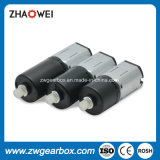 12mm 3V 96:1 감소 비율 작은 Gearmotor