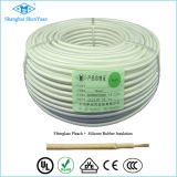 Yg IEC 60245 Alambre de fibra de vidrio de silicona para aire acondicionado