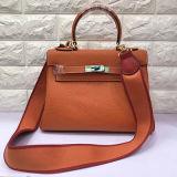 Formato Emg4812 del sacchetto di spalla della signora Satchels Bags Special di modo della borsa 3