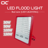 luz blanca pura del punto de la lámpara LED del proyecto de la luz de inundación de la iluminación de la etapa 30W