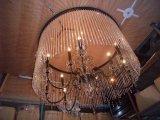 Lampada Pendant di cristallo B50-217 per illuminazione dell'hotel