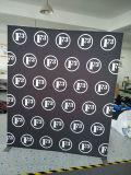 Знамя индикации рамки легкой ткани изменения алюминиевое (SS-FB-4)