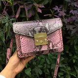 Schulter-Beutel Emg5100 2017 neuestes der Entwurfs-Schlange-Muster personifizierter Frauen-Handtaschen-Qualitäts-Dame-Handbag Color Collision