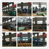 직류 전기를 통한 강관 제조자에서 중국 직류 전기를 통한 강관 ERW에 의하여 용접되는 관 ASTM A53/BS1387/En10255 기준