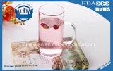 Оптовая теплостойкfNs прозрачная стеклянная чашка подарка 400ml