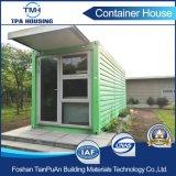 Chambre préfabriquée amicale de plus haut niveau de conteneur d'Eco dans le modèle modulaire