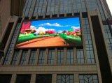 쇼핑 가이드 옥외 풀 컬러 LED 모듈 스크린 전시 게시판 Videowall