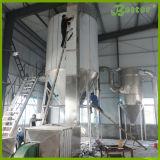 Dessiccateur de jet industriel de laboratoire d'acier inoxydable