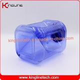 2017新しいデザインわら(KL-8037)が付いているプラスチック水差し
