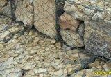 La Banca di fiume galvanizzata protegge il cestino di Gabion/materasso di Gabion (fabbrica)
