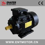 Alu que abriga o motor elétrico para o uso geral com a montagem B3