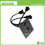 Draagvlak 86 van de Legering van het aluminium het Draagvlak van het Metaal van het Type met Kabel HDMI