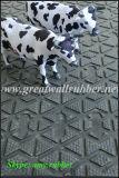 RubberMat Gw4002 van de Koe van de Mat van het vee de Rubber voor Landbouwbedrijf