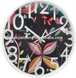 Horloge analogique de décoration à la maison pour promotionnel