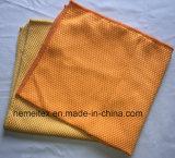 Полотенце Microfiber/полотенце чистки/ткань
