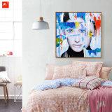 Dame Portrait Olieverfschilderij voor Huis