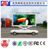 (SMD) pantalla de visualización a todo color al aire libre de LED P6 para hacer publicidad