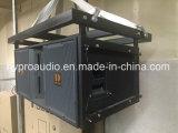 Linha grande audio disposição Vt4889 do dobro 15inch de Diase PRO neo. Linha disposição para interno e ao ar livre