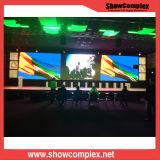 Pantalla de visualización a todo color de interior de LED del alquiler para la conferencia (PH3)