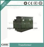 Zgs11 Substatbion combineerden de In olie ondergedompelde Transformator In drie stadia van de Macht/van de Distributie van het Type