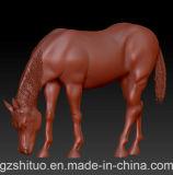 Le cheval de sculpture, propriétaires peut personnaliser le matériau et la taille de Sculpture, Our Company se spécialise en produisant la sculpture en métal