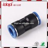 Тип прямой разъем Puc6mm соединения пластичного материала