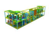 Eben Form kundenspezifischer Kind-Spiel-Bereichs-Geräten-Innenspielplatz