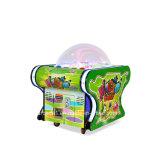 Juego chino del tren de los cabritos de la máquina de juego de los cabritos de la diversión de los surtidores
