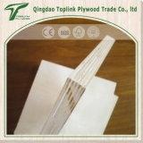 Linyi Proveedor Blanqueo de álamo Comercial Chapas de madera / madera contrachapada cubierta / Muebles Ply