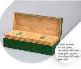 Случай пакета чая прямоугольника простоты первоначально деревянный