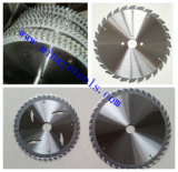A circular do Tct viu a lâmina para o material do alumínio da estaca