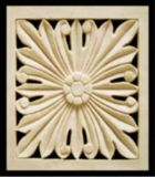 Tuiles de mur de Relievo de matériaux de construction de sculpture en grès pour les décorations à la maison