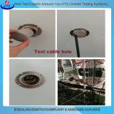Alloggiamento della prova ambientale della strumentazione di prova dei componenti elettronici con umidità di temperatura