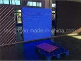 Ventas calientes P10 LED a todo color al aire libre que hacen publicidad de la pantalla de visualización