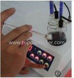 Karl Fischer 변압기 기름 액체 수분 함유량 시험 장비 (TP-6A)