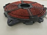 Serpentina de aquecimento elétrica Aluminium&Copper do fogão da indução do fio de cobre