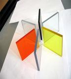 Folha acrílica da cor para a caixa de iluminação (XT327)