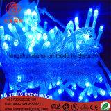 lumière imperméable à l'eau de chaîne de caractères de 5*5m DEL