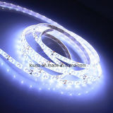 Tira flexible impermeable de SMD3528 los 60LEDs/M LED